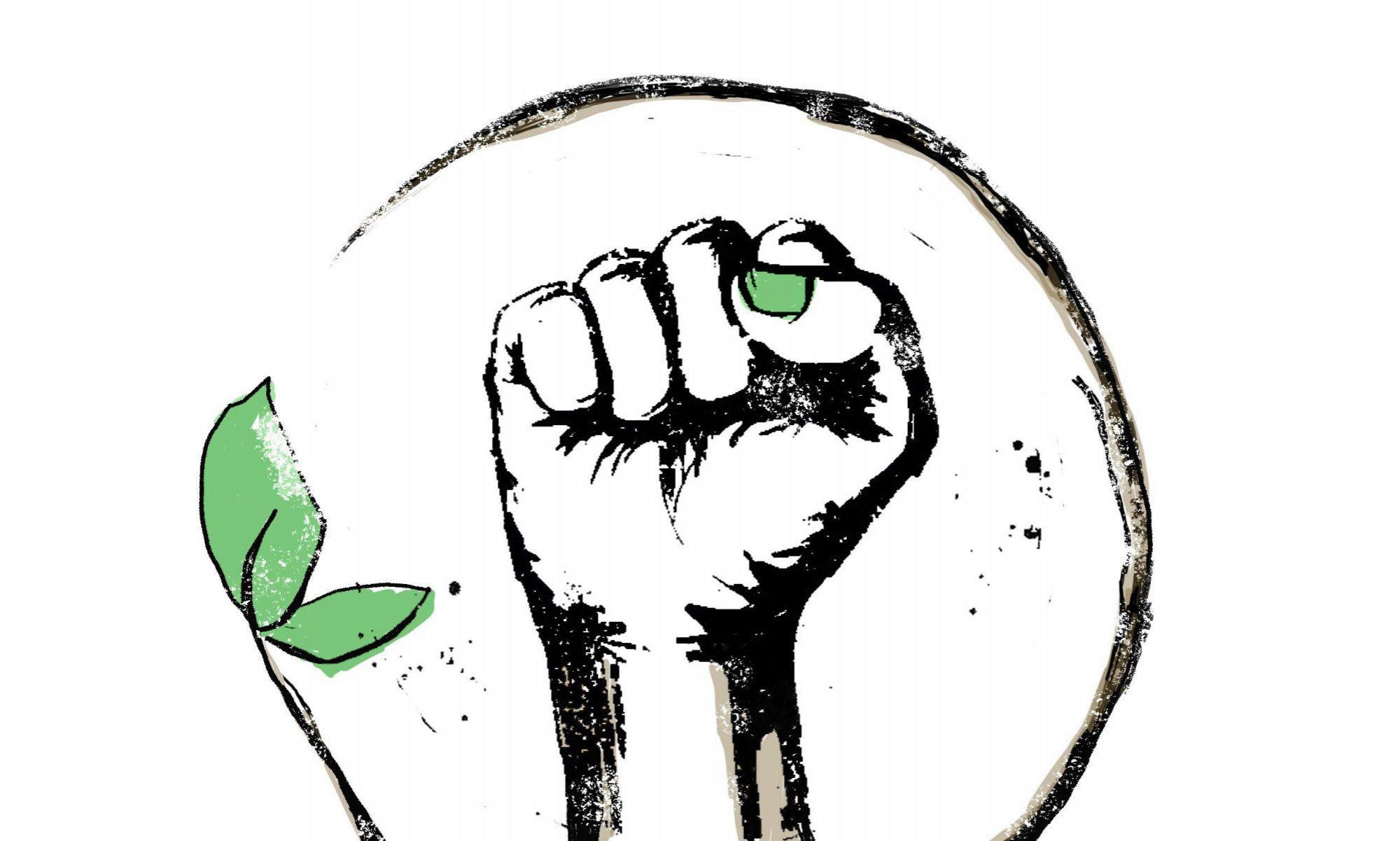 aufbäumen für Klimagerechtigkeit